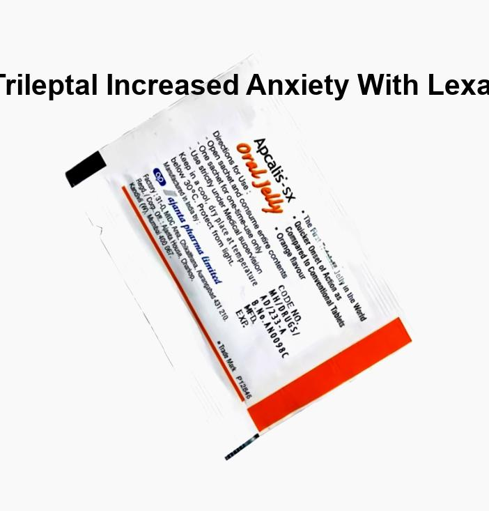 Phenibut increased anxiety with lexapro